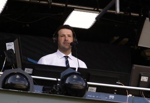 Tony Romo was biggest star of the Patriots-Chiefs AFC championship game