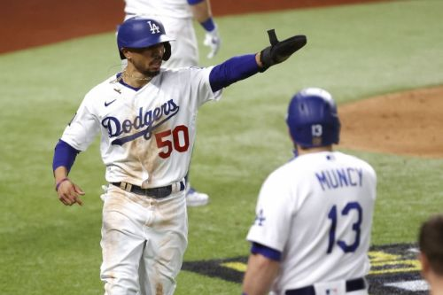 Dodgers beat Rays in six games for first World Series title in 32 years