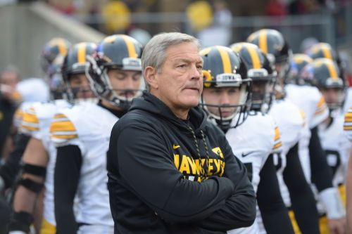 Iowa defensive lineman retires from football, leaving Hawkeyes defensive line depth a bit more shallow