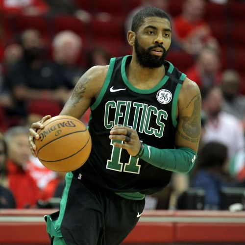 Kyrie Irving: 'I believe Boston is the place for me'