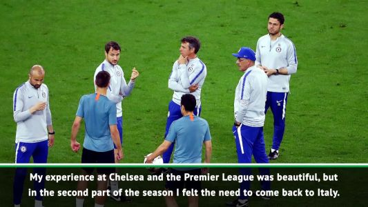 My experience at Chelsea was beautiful - Sarri