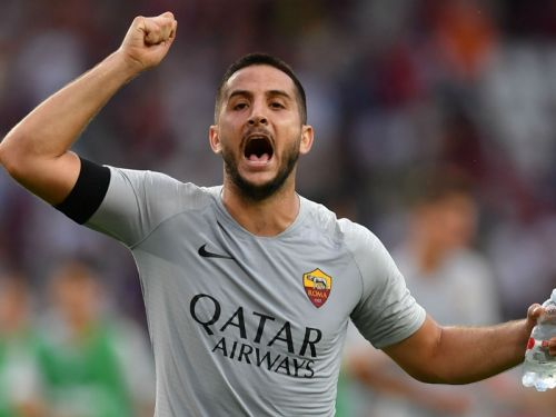 Manolas tight-lipped on Real Madrid transfer talk