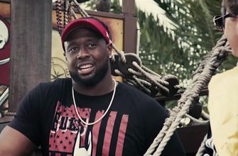 Gerald McCoy sets sail to talk superheroes with Cooper Manning | MANNING HOUR