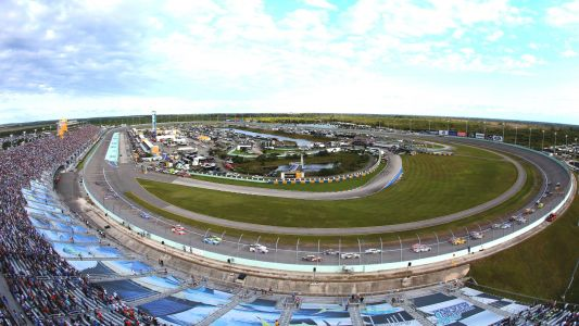 Who won the NASCAR race yesterday? Complete results from Sunday's Homestead race