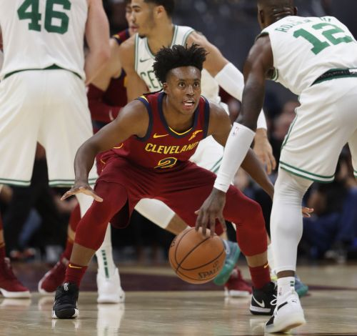 Why are Cleveland Cavaliers against tanking? Because of Collin Sexton, Cedi Osman, Larry Nance Jr. and.Kyrie Irving