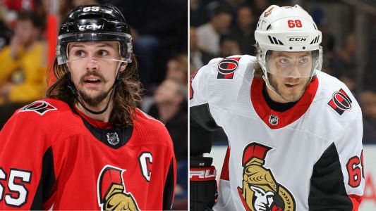 Wife of Erik Karlsson seeks protection order from Mike Hoffman's girlfriend over harassment claim