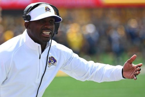 Mike Locksley reportedly turns to ex-ECU head coach Scottie Montgomery as Terps' OC