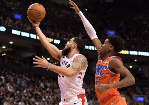 Oklahoma City Thunder vs. Toronto Raptors - 1/15/20 NBA Pick, Odds & Prediction