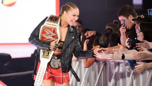 Am I the only one? Rousey talks the talk; thumbs down to Batista vs. Triple H; Strowman a face again?