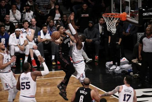 Nets GM Marks fined, suspended for entering referee's locker room after game