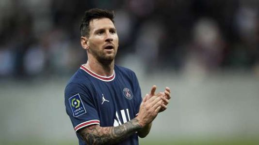 LIGUE 1 - PSG comes back from behind as Messi runs rout on RB Leipzig