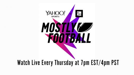 Watch 'Mostly Football' on Yahoo Sports