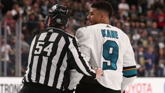 Sharks making mistake by banking on Kane to take a stride forward