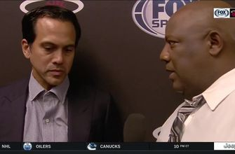 Coach Spo credits tonight's win to 'finally finding their identity'
