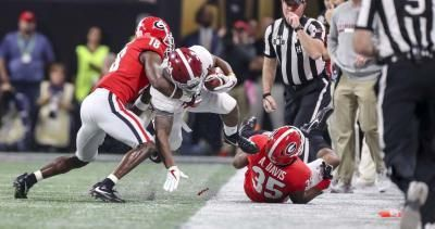 Early projected betting line on Alabama-Georgia released, no surprise