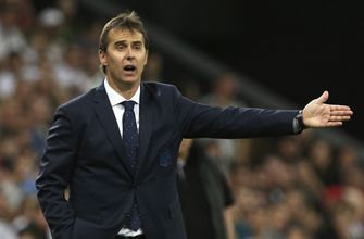 Lopetegui: Spain firing 'saddest day' since mother's death