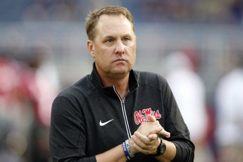 Liberty reportedly will hire Hugh Freeze as its football coach despite his checkered past