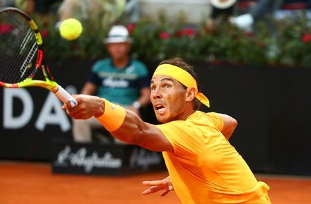 Tennis: Rosewell expects to hand Nadal trophy then head home