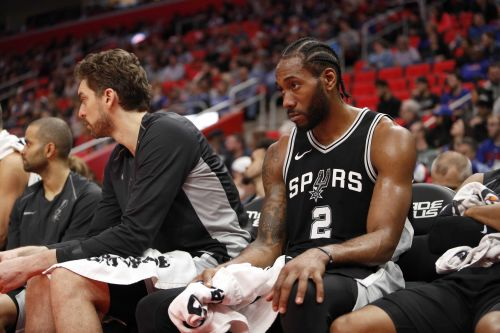 Strong possibility Spurs' Kawhi Leonard attends USA Basketball camp in Vegas with coach Gregg Popovich