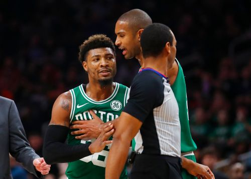 Celtics' Marcus Smart fined $35K for pursuing Hawks player
