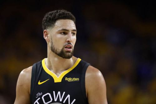 Klay Thompson Out For Remainder Of Game 6