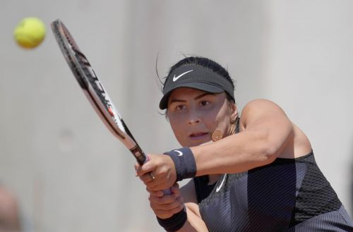 Andreescu has high hopes for Canadian tennis team at Tokyo Olympics