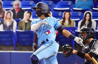 Bo Bichette delivers Blue Jays 5-4 win over Yankees with walk-off home run