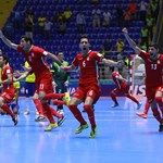 Iran stun Brazil on penalties