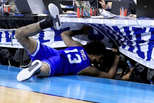 Seton Hall blitzed by Wofford as NCAA tourney run comes to end