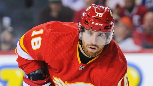 NHL playoffs 2019: Flames' James Neal a healthy scratch for Game 5 vs. Avalanche