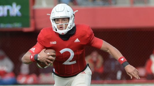 View from the other side: Michigan State at Nebraska