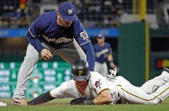 Brewers blanked by Williams, bullpen in 3-0 loss to Pirates
