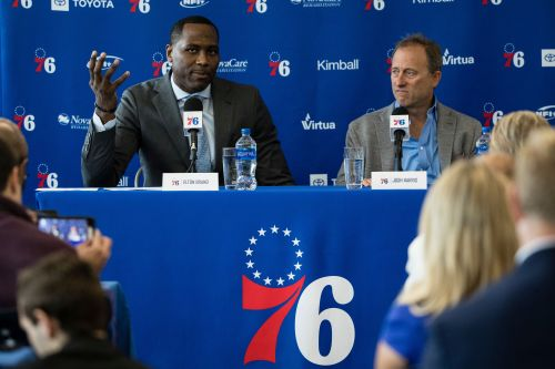From G League to GM, 76ers turn franchise over to Brand