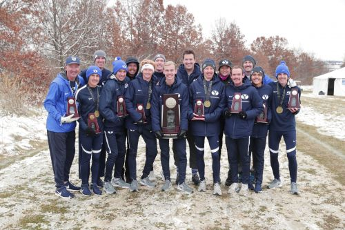 BYU men's cross country finishes 2nd nationally; women's team takes 7th