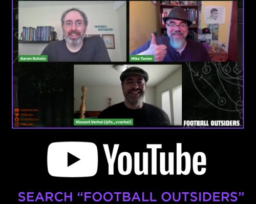 NFL Ask Me Anything Week 5 - Football Outsiders LIVE!