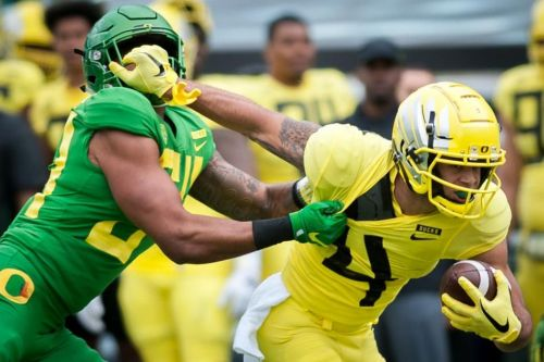 Takeaways: Newcomers shine in Oregon football's 2019 spring game