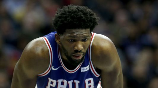 Joel Embiid on his game: 'I suck. I've been so trash'