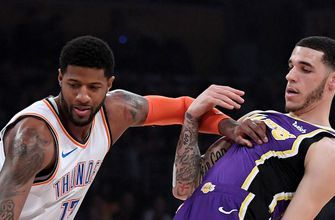 Chris Broussard says Paul George proved he would be a perfect No. 2 for LeBron after beating Lakers