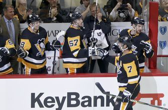 Cullen powers Penguins past Blue Jackets
