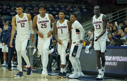 Indiana Hoosiers vs. UConn Huskies - 12/10/19 College Basketball Pick, Odds, and Prediction