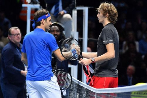 Federer forgives ballboy bungle after ATP Finals defeat