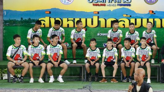 Thai youth soccer team leaves hospital, shares details of harrowing ordeal in cave