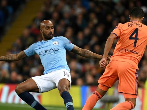 Manchester City vs Lyon - as it happened: Pep Guardiola's men make losing start in Europe