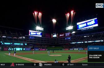 HIGHLIGHTS: Joey Gallo hits Home Run No. 15 of the Year