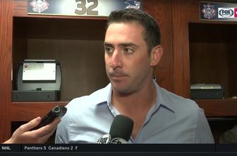 Matt Harvey knows he can't afford to allow homers with men on base