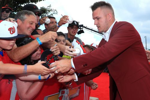 Mike Trout has right approach to building his value