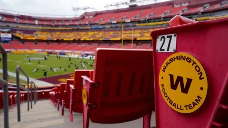 NFL fines Washington $10M US after misconduct investigation