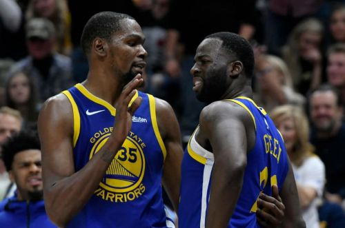 Report: Draymond Green Told Kevin Durant 'We Won Without You. Leave'