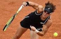 Stosur sails into Gstaad second round