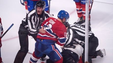 Habs' Domi regrets sucker-punching Aaron Ekblad